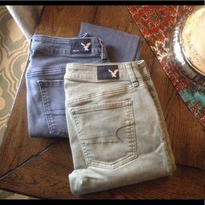 Pants - American Eagle pants size 6